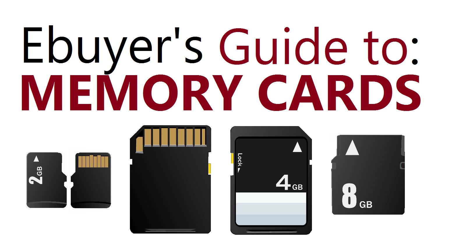 memory card guide