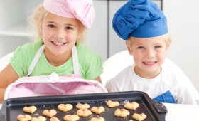 Get Cooking with the Kids this Easter Weekend