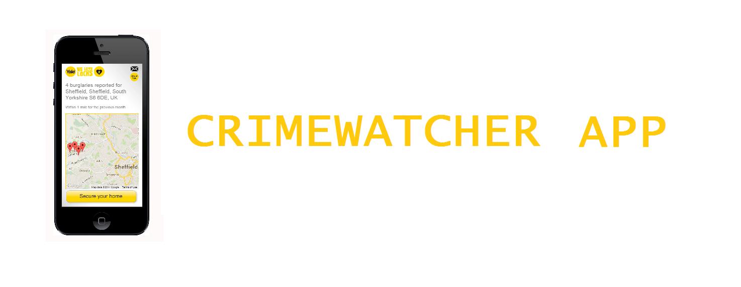 crimewatcher app