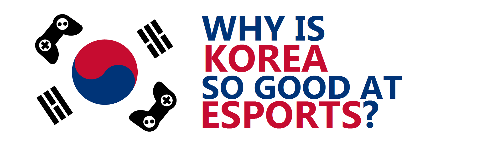 why is korea so good at esports ebuyer blog. Black Bedroom Furniture Sets. Home Design Ideas
