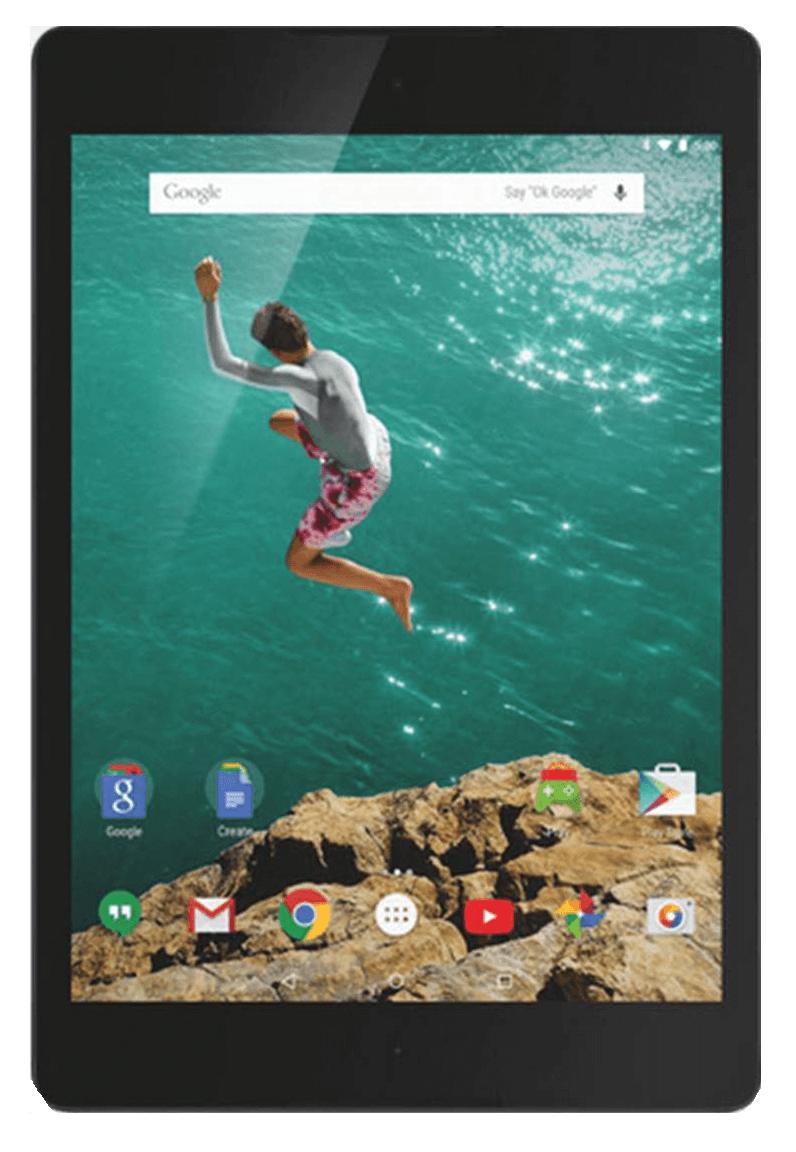 best tablets 2015 nexus