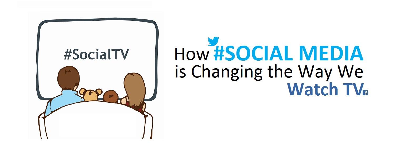 social media tv title