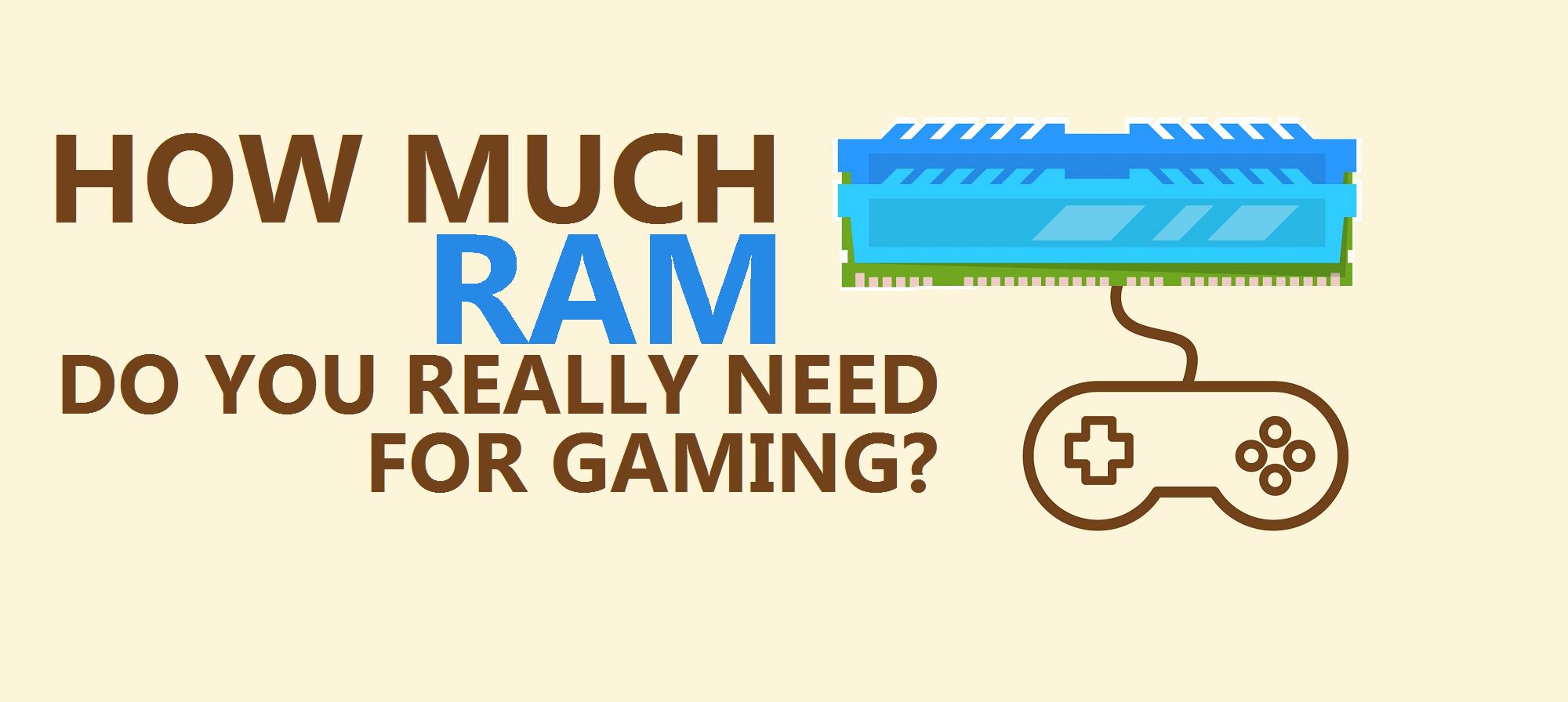 RAM Gaming title