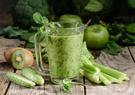 veggie green smoothie