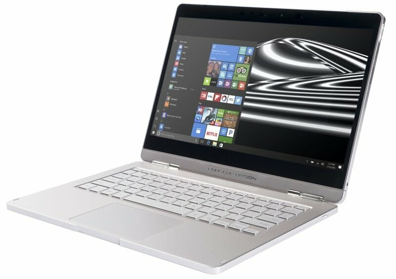 Porsche Design Book 2 in 1 laptop full image