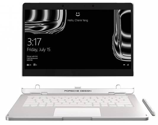 Porsche Design Book 2 in 1 laptop tablet detached