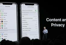 apple data privacy tools