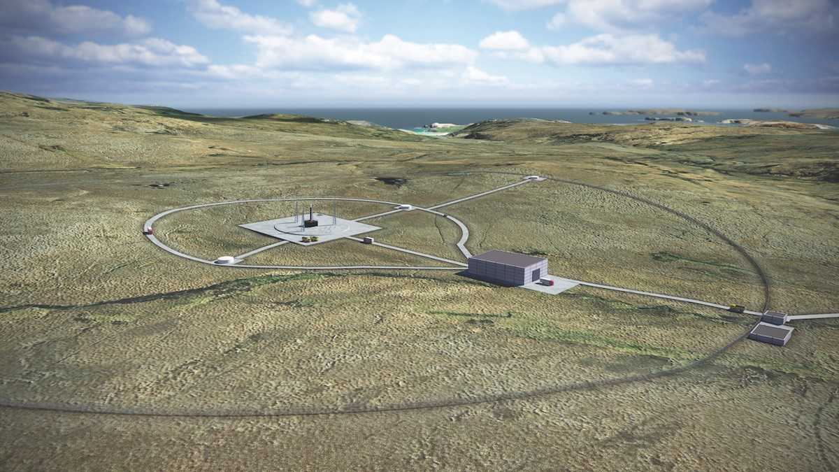 first uk spaceport