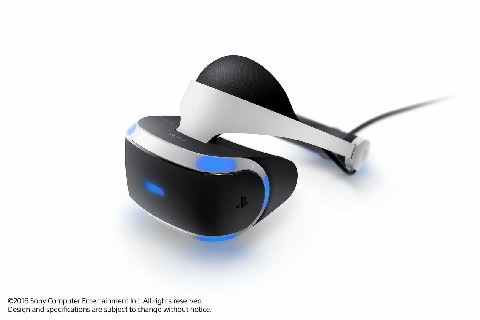 PlayStation VR headsets