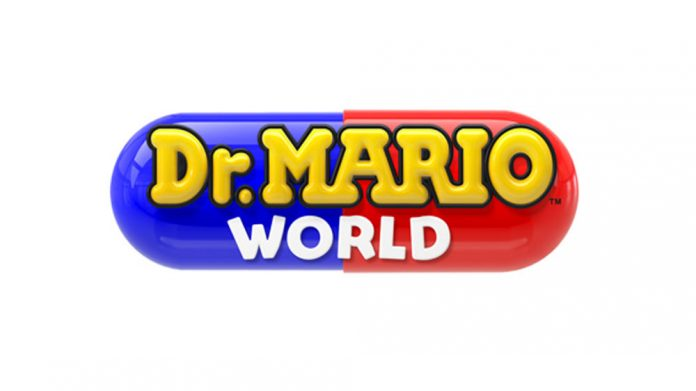 dr mario world smartphone game