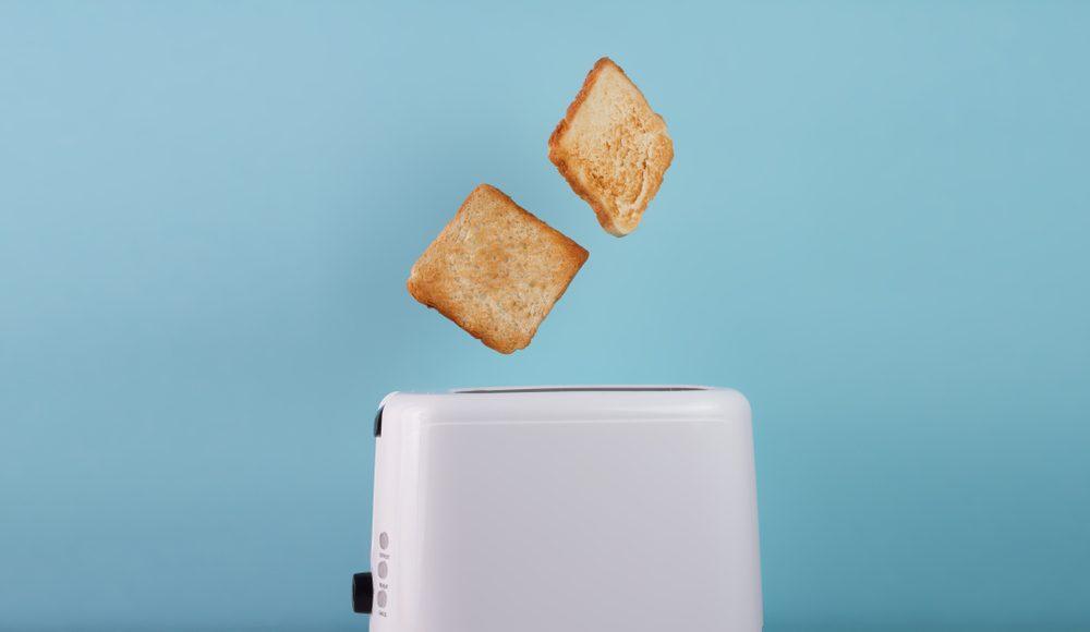 Toast, healthy